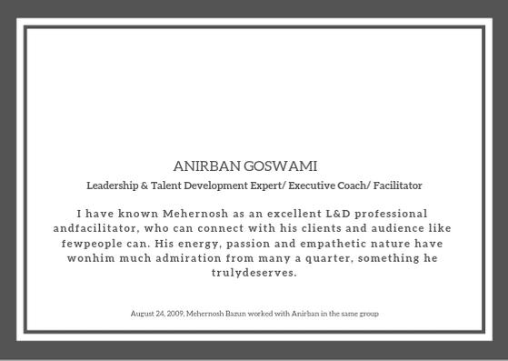 Ariban-Goswami