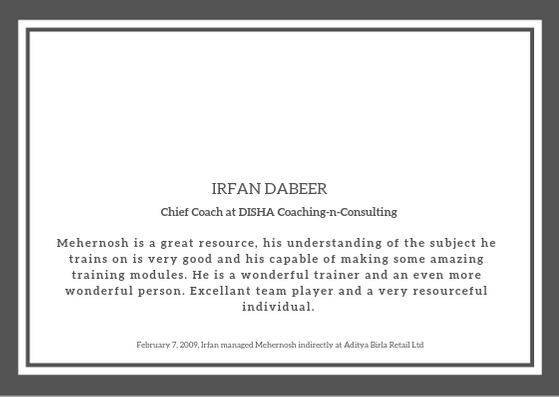 IRFAN-DABEER