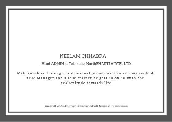Neelam-Chabra