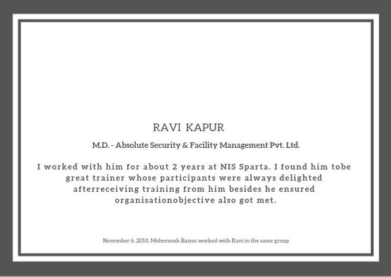 Ravi-Kapur
